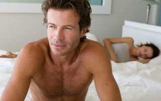 Причины импотенции у мужчин: в 40 лет и после 50, а также в молодом возрасте