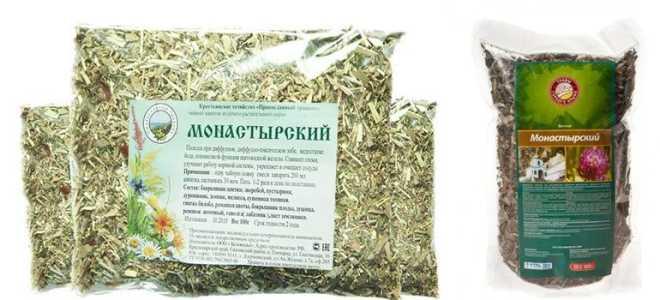 Белорусский монастырский чай  от простатита: состав трав, цена в аптеках, отзывы