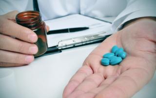 Передозировка Виагры: симптомы, последствия, что делать