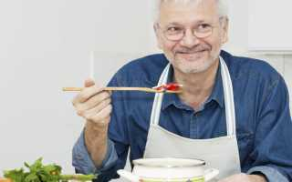 Диета при простатите у мужчин, меню и рецепты, правильное питание, лечебное питание