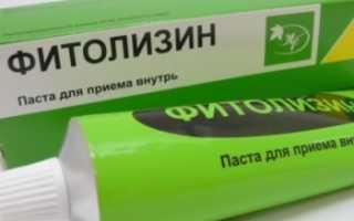 Фитолизин: состав, инструкция по применению, аналоги, цена
